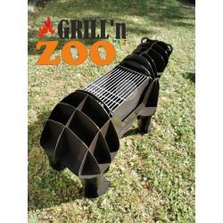 Medve grillsütő - Grill'n Zoo