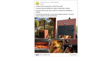 Mobil kemence csoport a Facebook-on!
