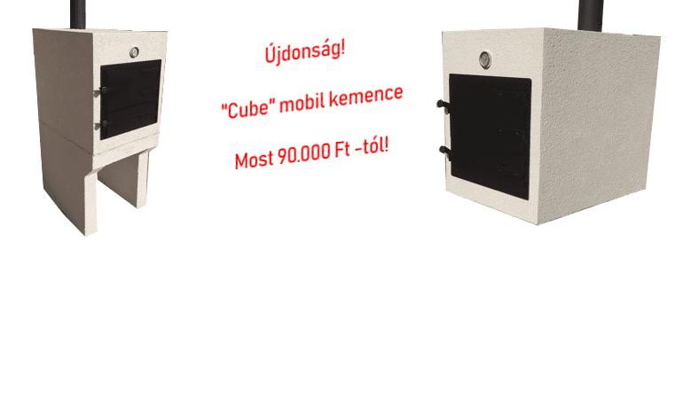 Cube mobilkemence most bevezető áron!