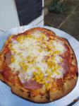 Pizza saját kemencéből!
