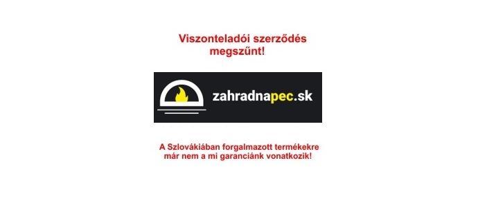 Szlovákiai Viszonteladó Szerződés Megszűnt!